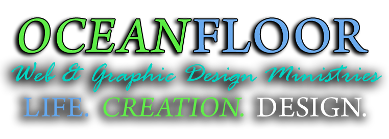 Ocean Floor Web & Graphic Designs