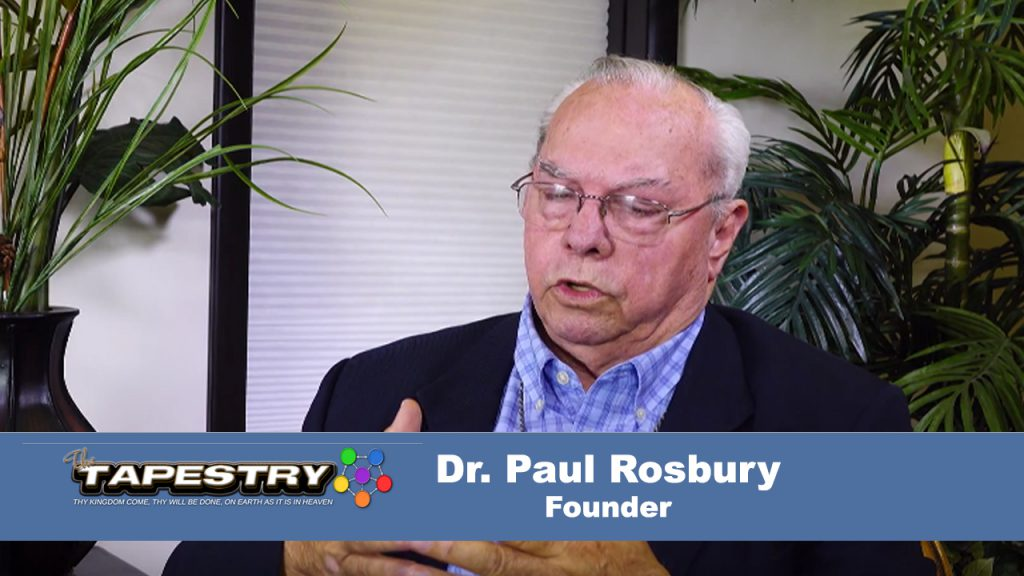1280x720 Paul Rosbury Tapesptry YouTube Title