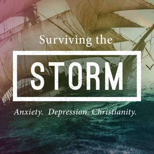 Anxiety.  Depression.  Christianity.