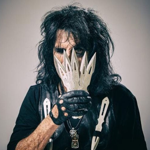 Alice Cooper Interview (date unsure)